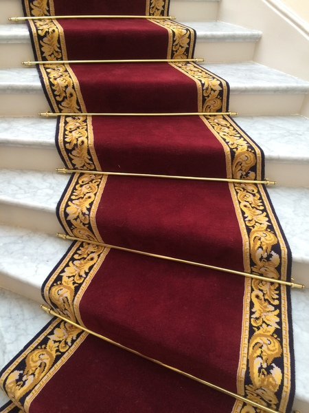 Les Manufactures Catry Tapis D Escaliers